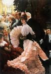 The Political Lady (Tissot)