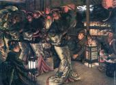 The Prodigal Son in Modern Life - In Foreign Climes (Tissot)