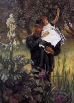 The Widower (Tissot)