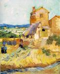 The Old Mill (Van Gogh)