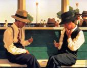 The Duelists (Vettriano)