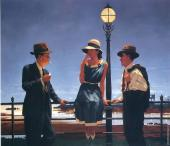 The Game of Life (Vettriano)