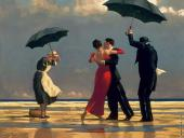 The Singing Butler (Vettriano)