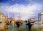 The Grand Canal Venice (Turner)